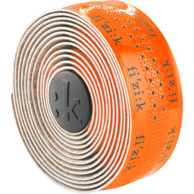 Fizik Superlight Glossy Lenkerband  Fizik Logo fluo orange